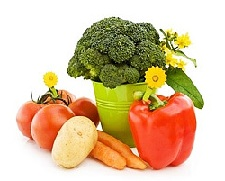 Овощной набор.
