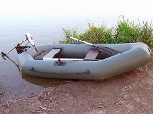 Хорошая лодка для рыбака - вещь необходимая!