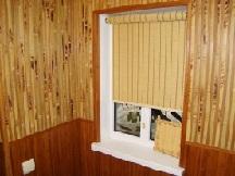 Бамбуковые обои в интерьере.