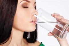 Регулярно пейте воду!