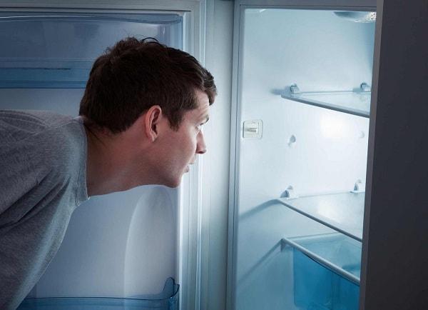 Гости и пустой холодильник