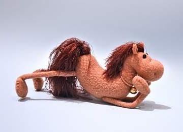 Лошадь - символ наступающего года.