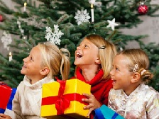 Подарки это всегда радость!