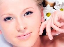 Чистая и гладкая кожа лица