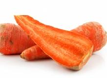 Лопнувшая морковь