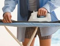 Гладим брюки!