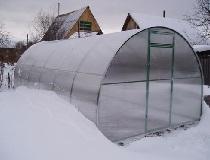 Подготовка теплицы к зиме