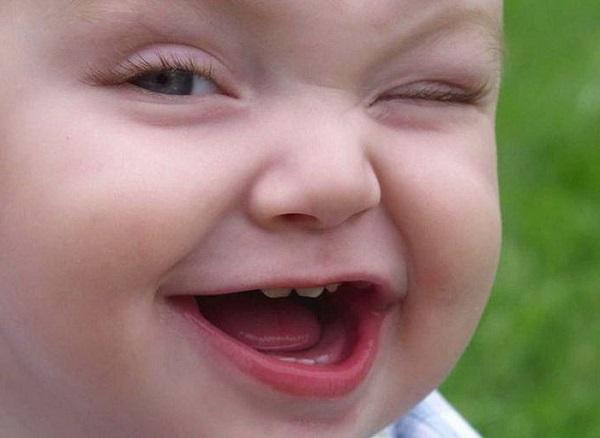 Улыбающийся ребёнок это всегда масса позитива!