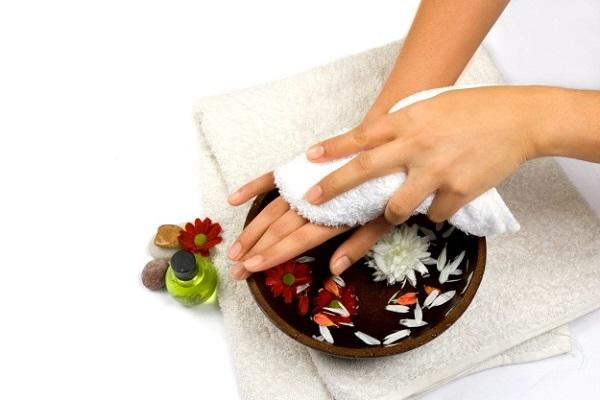Делаем ванночки для ногтей