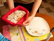 Как использовать силиконовую форму для выпечки?