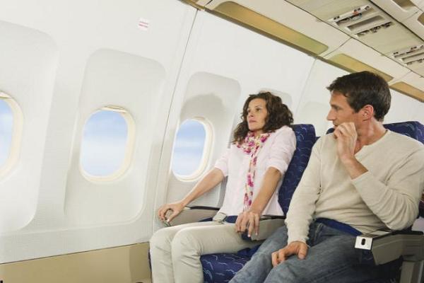 Страх в самолёте