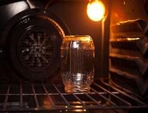 Стерилизация банок в духовке, микроволновке