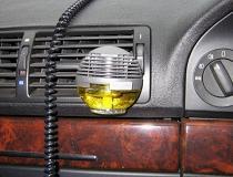 Самодельный ароматизатор для машины