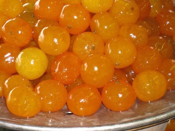 Варенье из целых мандаринов
