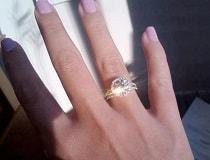 Как определить размер кольца в домашних условиях?