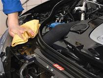 Как помыть двигатель автомобиля?