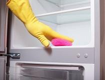 Чем мыть холодильник внутри?