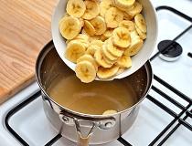 Банановое варенье. Рецепт