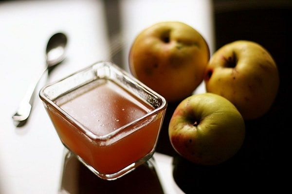 Готовим яблочное желе