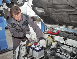 Аккумулятор автомобиля не держит заряд