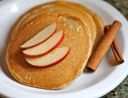 Яблочные оладьи. Рецепт. Как приготовить?