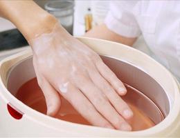 Парафиновая ванночка для рук в домашних условиях 637
