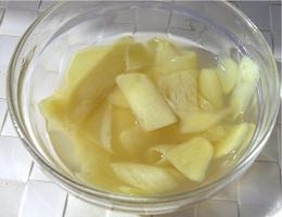 Маринованный имбирь, рецепт в домашних условиях с уксусом