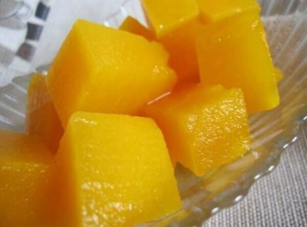 Готовая тыква со вкусом ананаса