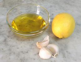 Приготовление чесночного масла