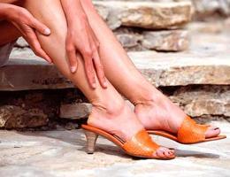 Почему гудят ноги ниже колен?