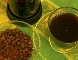 Лечение грибка ногтей с помощью кофе