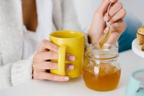 Польза мёда для печени