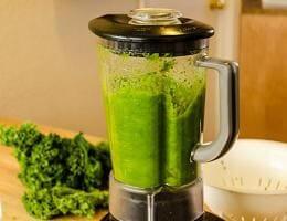 Фруктово-овощной коктейль для чистки печени