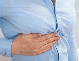 Боль в области груди или межрёберная невралгия