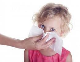 Чем лечить сопли у ребёнка?