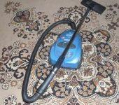 Как прочистить пылесос?