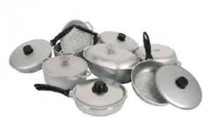 Вредит ли алюминиевая посуда нашему здоровью?