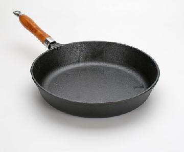 Чугунная сковорода.