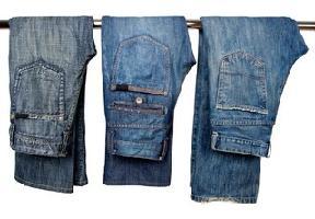 Как стирать джинсы?