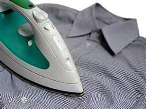 Как гладить рубашку?