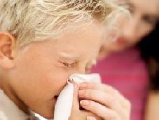 Простудные заболевания у детей.