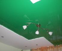 Вредны ли натяжные потолки