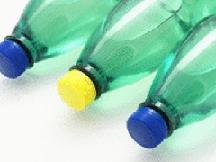 Пластиковые бутылки.