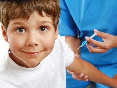 Делаем прививку!