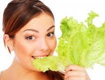 Ешьте больше зелени!