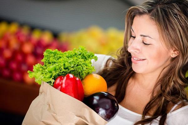 Ешьте больше овощей!