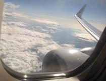Полёт на самолёте