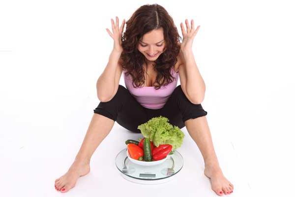 Держим вес после похудения