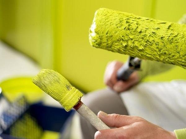 Как избавиться от запаха краски?