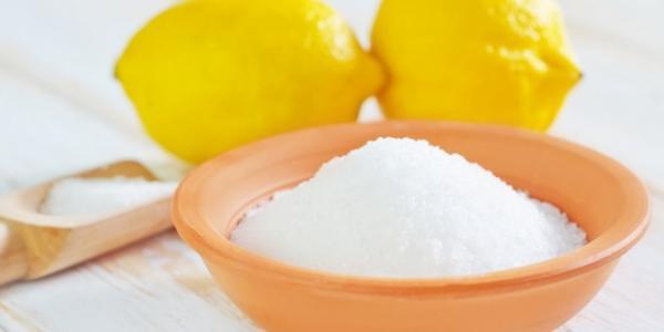 Лимонная кислота для очистки стиральной машины